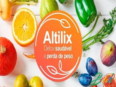 ALTILIX - DETOX EM CÁPSULAS