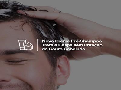 CREME PRÉ-SHAMPOO COM MICONAZOL A 2%