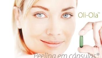 OLI-OLA - Peeling em cápsulas